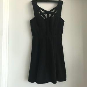Stylish BCBG A-line dress
